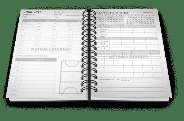 Netball Game Stats